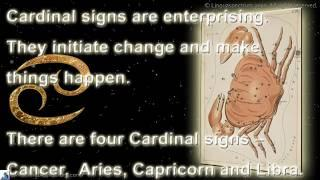 The English Astrology and Personality – Cancer