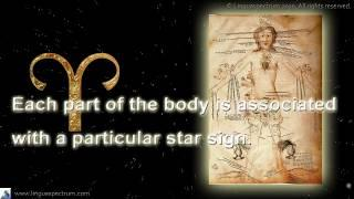 The English Astrology and Personality – Aries