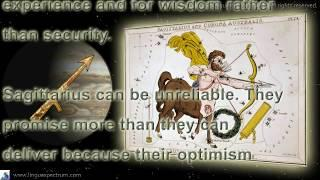 The English Astrology and Personality – Sagittarius